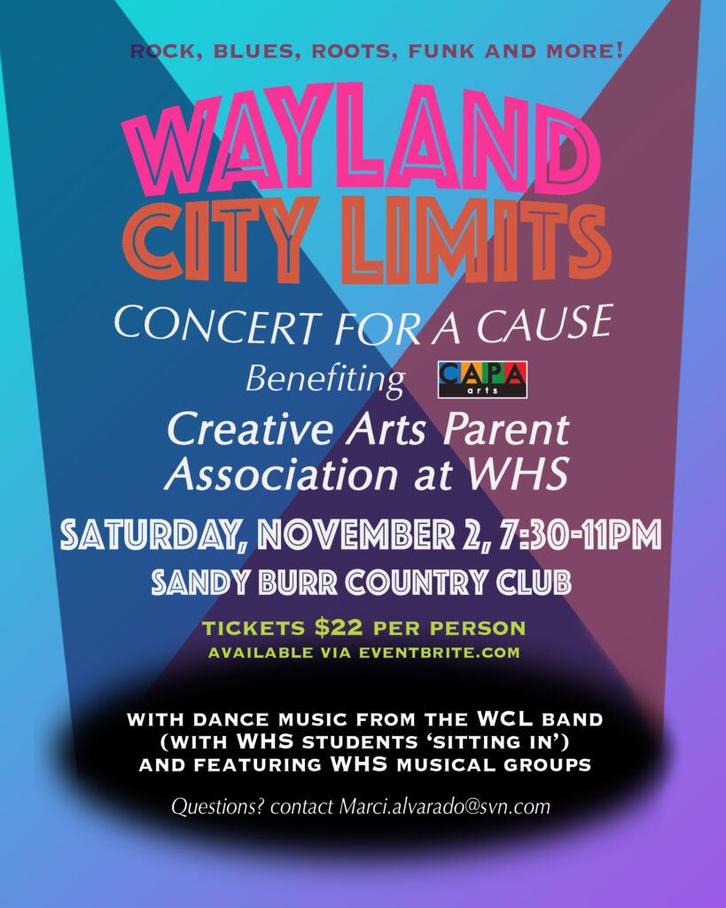 Wayland City Limits 2019